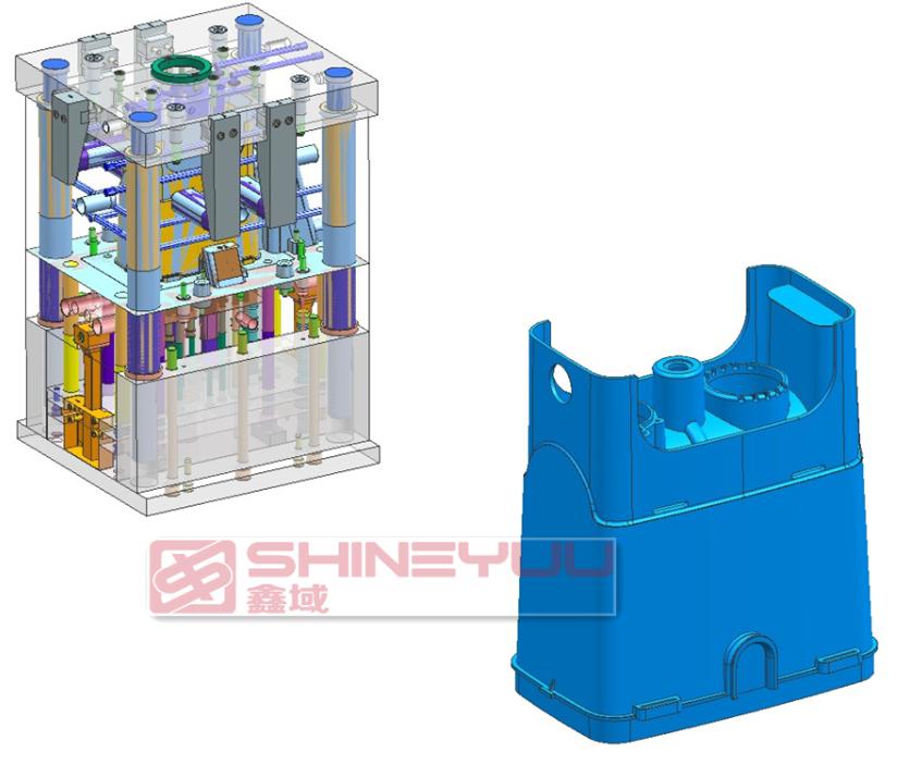 Plastic Parts Design Image
