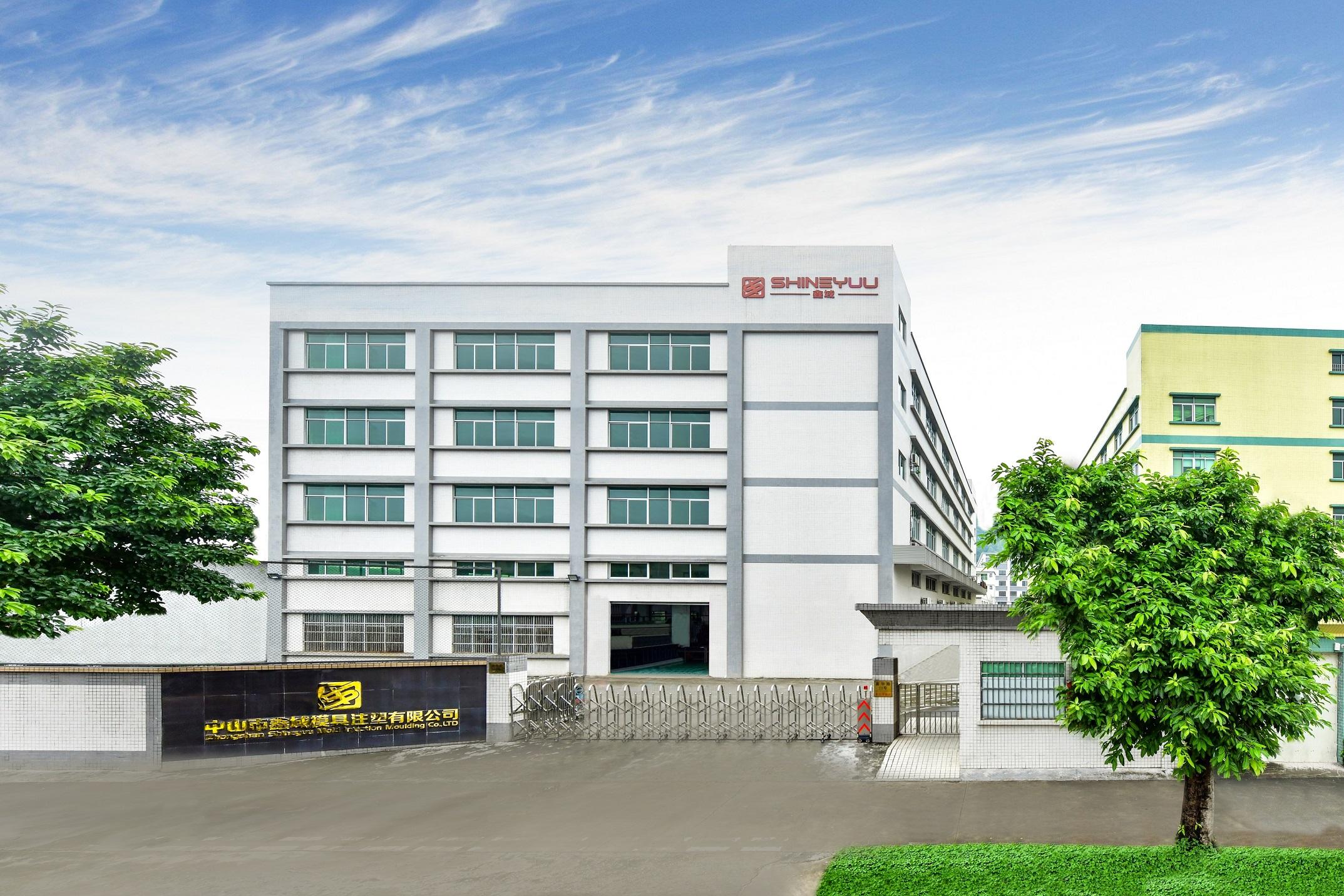 Injection Molding Companies Shineyuu Image